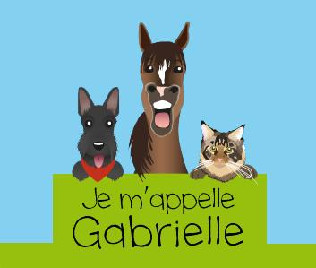 Faire-part de naissance – Gabrielle