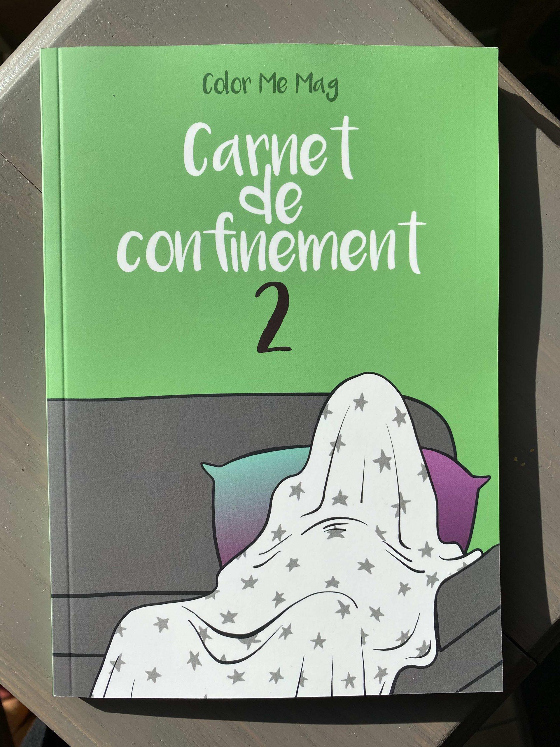 Carnet de confinement – Tome 2